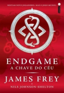 "Resenha: ""A chave do céu"", de James Frey e Nils Johnson-Shelton"