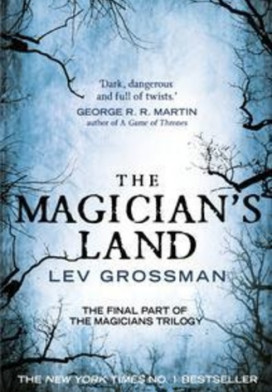 "Resenha: ""The Magician's Land"", de Lev Grossman"