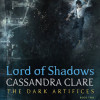 "Revelada a capa de ""Lord of Shadows"""