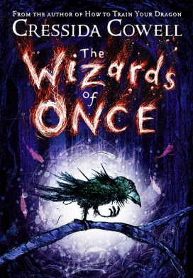 """The Wizards of Once"", novo livro de C. Cowell"