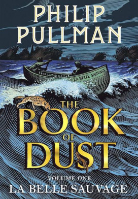 "Revelada capa do 1º livro de ""The Book of Dust"""